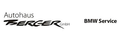 BMW Autohaus Berger in Elsterwerda und Herzberg Logo